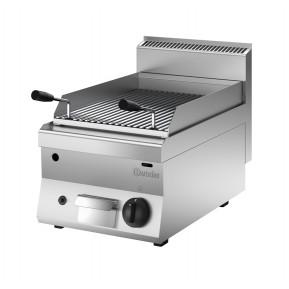Bartscher Lavasteingrill 650 Snack 400x650 - Tischgerät