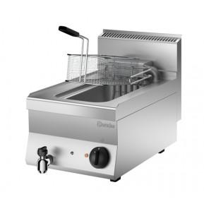 Bartscher Elektro-Fritteuse 650 Snack 10L - Tischgerät | Kochtechnik/Fritteusen/Elektro-Fritteusen