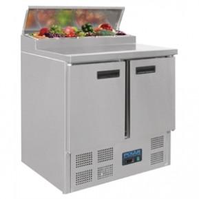 Belegstation Polar 910 für 5 x GN 1/6   Kühltechnik/Kühltische/Belegstationen