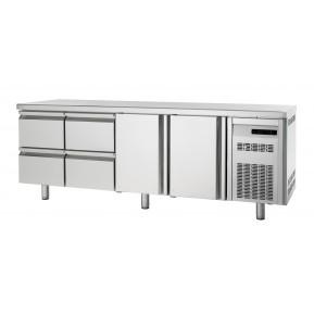 Bäckereikühltisch Premium 2/4