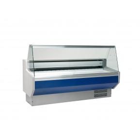 Vitrine réfrigérée Profi 200 - verre frontal plat