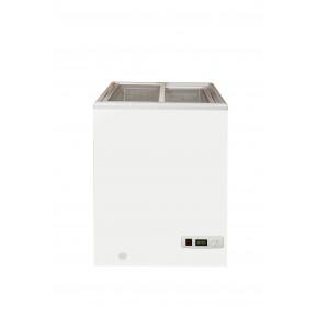 Tiefkühltruhe ECO 97 mit Glasschiebedeckel   Kühltechnik/Tief- & Kühltruhen/Tiefkühltruhen
