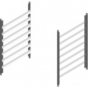 Einhanggestelle für Untergestell XR 118