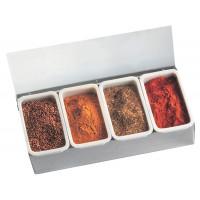 Speisen- / Gewürzbehälter inkl. 4 Behälter