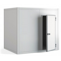 Chambre froide négative PROFI 100 mm de paroi – 1 830 x 3 030 x 2 200 mm