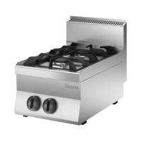 Bartscher Gasherd 650 Snack 400x650 - Tischgerät | Kochtechnik/Herde/Gasherde