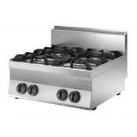 Bartscher Gasherd 650 Snack 700x650 - Tischgerät