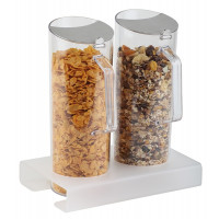 Barre de céréales APS 26 x 17 cm, H : 28,5 cm