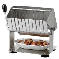 Bartscher Currywurst Schneider 300 x 115 x 210 mm, manuell | Vorbereitungsgeräte/Currywurstschneider