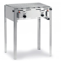 Grill-Master Modell Maxi - 650x540x(H)840mm | Kochtechnik/Grills/Kombibräter