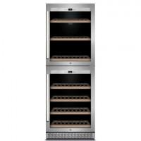 CASO Weinkühlschrank Pro 126-2D | Kühltechnik/Kühlschränke/Weinkühlschränke