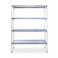 Regal Aluminium - 1280x405x(H)1685mm | Lager & Transport/Lagerausstattung/Regale