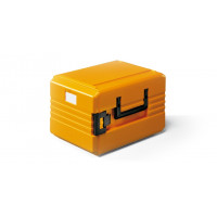 Rieber Thermobox 33 Liter Frontlader, orange | Lager & Transport/Speisentransport/Speisentransportbehälter