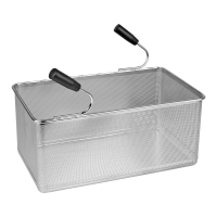 Nudelkorb für Nudelkocher der Serie Dexion - 49x29