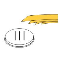 Disque de forme Pappardelle 57