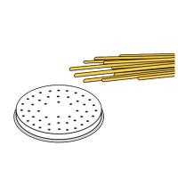 Disque de forme Spaghetti Chitarra 57