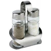 APS Ménagère sel/poivre -Pro- 8,5 x 5,7 cm, H : 11,5 cm