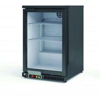 Barkühlschrank Profi 130 Liter schwarz | Kühltechnik/Kühlschränke/Barkühlschränke
