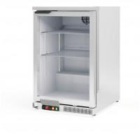 Barkühlschrank Profi 130 Liter Edelstahl | Kühltechnik/Kühlschränke/Barkühlschränke