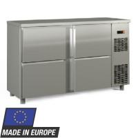 Barkühltisch PROFI 0/4 - Edelstahl