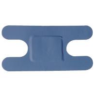 Pansement Sans Marque pour chevilles bleu - 50 pièces