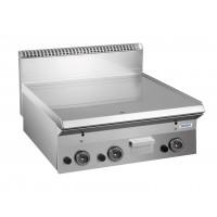 Gasgrillplatte Dexion Serie 65 - 100/65 glatt und verchromt - Tischgerät | Kochtechnik/Grillplatten/Gas-Grillplatten
