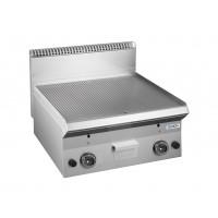 Plancha à gaz Dexion série 65 - 60/65 rainurée - appareil de table