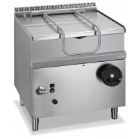 Sauteuse basculante à gaz Dexion série 77 - 60 litres (