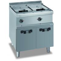 MBM Elektrofritteuse Dexion Serie 77 - 70/70 13+13 Liter