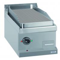 Elektrogrillplatte gerillt Dexion Serie 77 - 40/70 Tischgerät