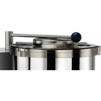Kunststoffdeckel für Cutter Pratic 5