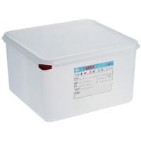 Araven Farbkodierte Lebensmittelbehälter GN 2/3, 6,5 cm | Lager & Transport/Lebensmittelaufbewahrung/Vorratsbehälter/Lebensmittelbehälter