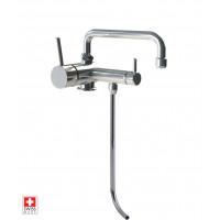 Mitigeur mono-levier de comptoir haute pression Hefa 1B