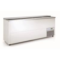 Coffre à boissons réfrigéré Premium 420 litres - blanc