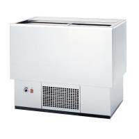 Coffre à boissons réfrigéré Profi 170 litres - blanc