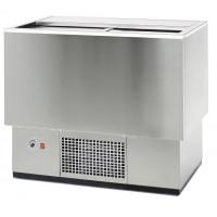 Flaschenkühltruhe Profi 170 Liter - Edelstahl | Kühltechnik/Tief- & Kühltruhen/Flaschenkühltruhen