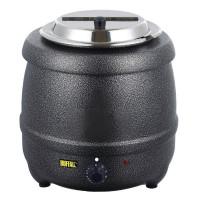 Suppentopf Buffalo 10 Liter anthrazit | Kochtechnik/Saisongeräte/Suppenkessel