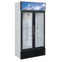 Getränkekühlschrank Eco 458 Liter mit Leuchtaufsatz | Kühltechnik/Kühlschränke/Getränkekühlschränke