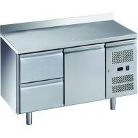 Kühltisch ECO 1/2 mit Aufkantung - GN 1/1 | Kühltechnik/Kühltische/Gastro-Kühltische/Gastro-Kühltische 700