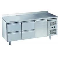 Kühltisch ECO 1/4 mit Aufkantung - GN 1/1 | Kühltechnik/Kühltische/Gastro-Kühltische/Gastro-Kühltische 700