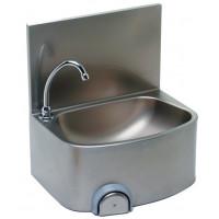 Lave-mains ECO 480 x 360 avec dosseret de 300 mm