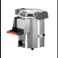 Kartoffelschälmaschine mit Standfüßen 5