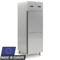 Réfrigérateur Profi 700 GN 2/1 - avec 2groupes et 2 demi-portes