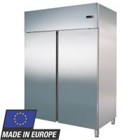 Réfrigérateur inox Profi 1400 GN 2/1 - avec 2portes