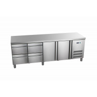 Kühltisch ProLine 600 2/4