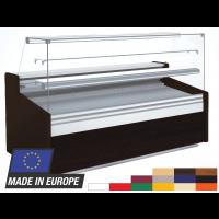 Comptoir à gâteaux Profi 250 verre frontal plat