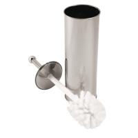 Brosse pour WC en inox