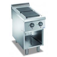 EFourneau électrique - Dexion Lux 980 - 40/90 plaques de cuisson carrées