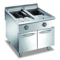 Friteuse électrique série Dexion Lux 980 – 80/90 18+18 litres