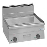 Plancha électrique Dexion Serie 66 – 60 / 60 lisse, appareil de table